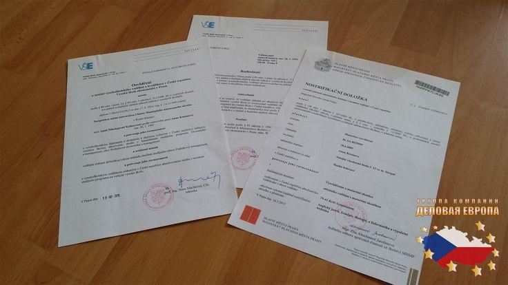 НОСТРИФИКАЦИЯ ШКОЛЬНОГО АТТЕСТАТА - новости 2016 http://golden-praga.ru/nostrifikatsiya-attestata-v-chekhii  С 2016 года в Чехии произошли некоторые изменения в вопросах нострификации школьных аттестатов. Так с 2016 года для тех, кто в Чехии не проживает, больше нет необходимости оформлять документ подтверждающий регистрацию в Чехии.  Подача заявления от таких заявителей может осуществляться в любой краевой территориальный орган образования по их собственному выбору.  Подробно на нашем…