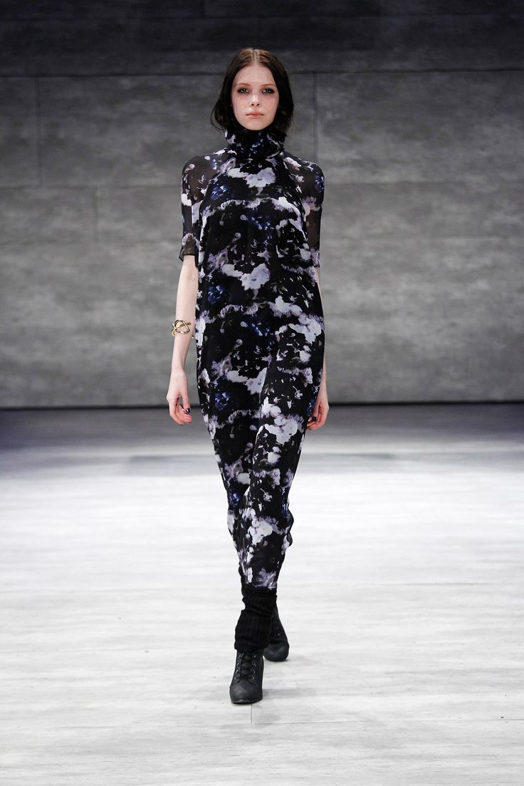 Charlotte Ronson Autumn-Winter 2015-2016 (Fall 2015) Ready-to-Wear, shown February 2015