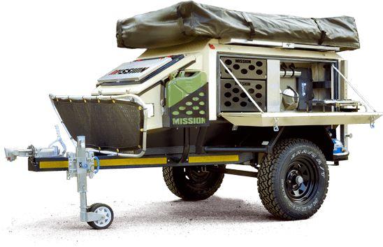 Innovative Das Spannende An Diesen OffRoad Campern Ist Neben Der