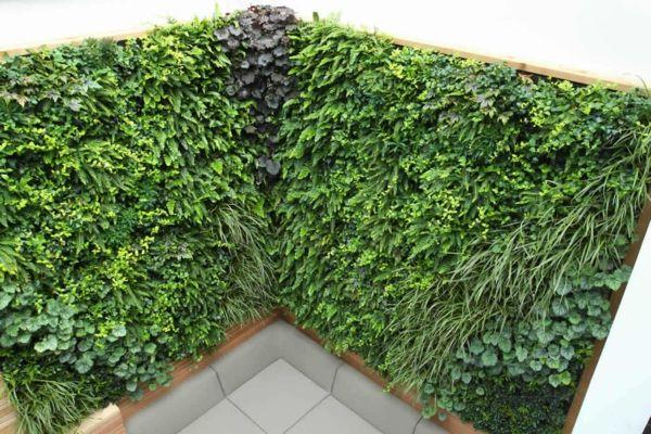 comment am nager un petit jardin id e d co original comment. Black Bedroom Furniture Sets. Home Design Ideas