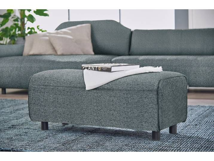 Hulsta Sofa Bank Hs 480 Blau Stoff Furniture Love Seat Home Decor