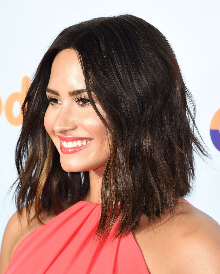 March 11th: Demi Lovato attends Nickelodeon's 2017 Kids' Choice Awards in Los Angeles, CA