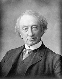 Sir John Alexander Macdonald, GCB, KCMG, PC, PC (Can), QC (1815-1891) was the first Prime Minister of Canada. The dominant figure of Canadian Confederation, his political career spanned almost half a century. Macdonald served 19 years as Canadian Prime Minister; only William Lyon Mackenzie King served longer.