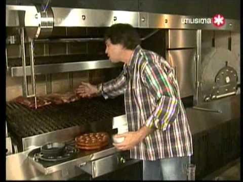 Vacío y bife de chorizo ARIEL A LA PARRILLA