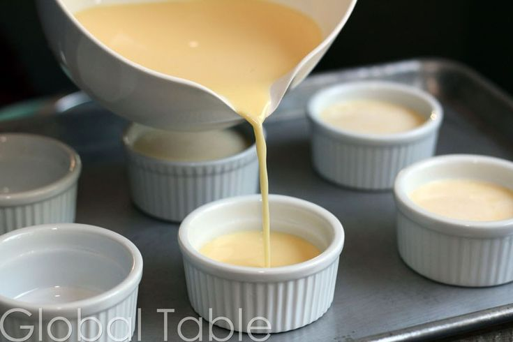 Serves6-8 Leche Asada is super easy and quick to put together. This recipe fills6-8small ramekins or one large (1 1/2 quart) for family-style eating. You may want to set the custard in a water b...