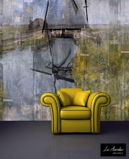 Through the Ages, Wallpaper by La Aurelia
