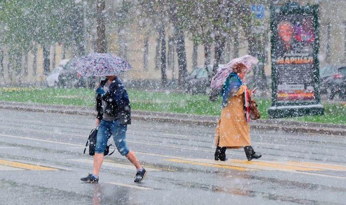 31tv.ru / Снова зима. Снегопады придут на Южный Урал