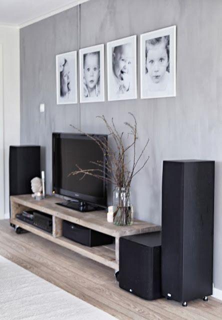 The 25 best muebles de television ideas on pinterest - Muebles para la tele ...