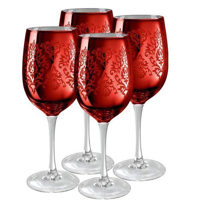 Aveline 15 Oz Crystal Red Wine Glass Wine Glass Set Wine Glass Red Wine Glasses