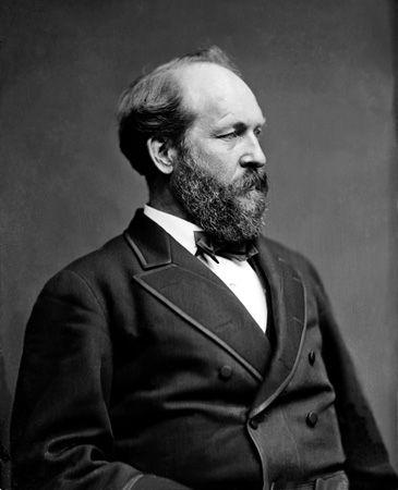President #20 James Garfield