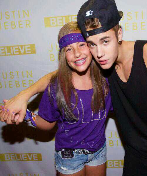 Justin bieber cute meet and greet giftsforsubs 1000 images about fan m4hsunfo