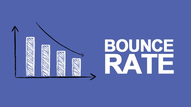 """Bounce rate often use as """"Exit rate"""" used in an digital marketing for website traffic analysis. It is used for measuring the effectiveness & performance of an entering user on your website page. Get more about bounce rate in this blog #BounceRate #Website #Traffic #SEO #WebTraffic"""