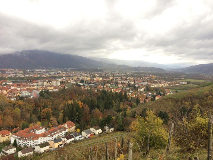 Maribor a Pyramidról
