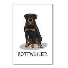 cartoon rottweiler pictures | Rottweiler Cartoons