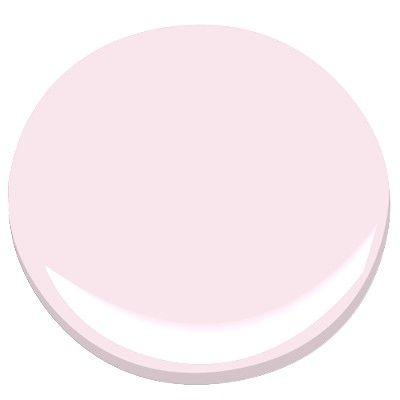 Benjamin Moore Pink Peony.