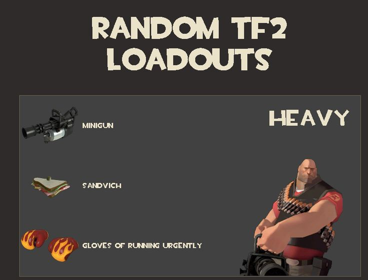 What an excruciatingly random loadout! #games #teamfortress2 #steam #tf2 #SteamNewRelease #gaming #Valve