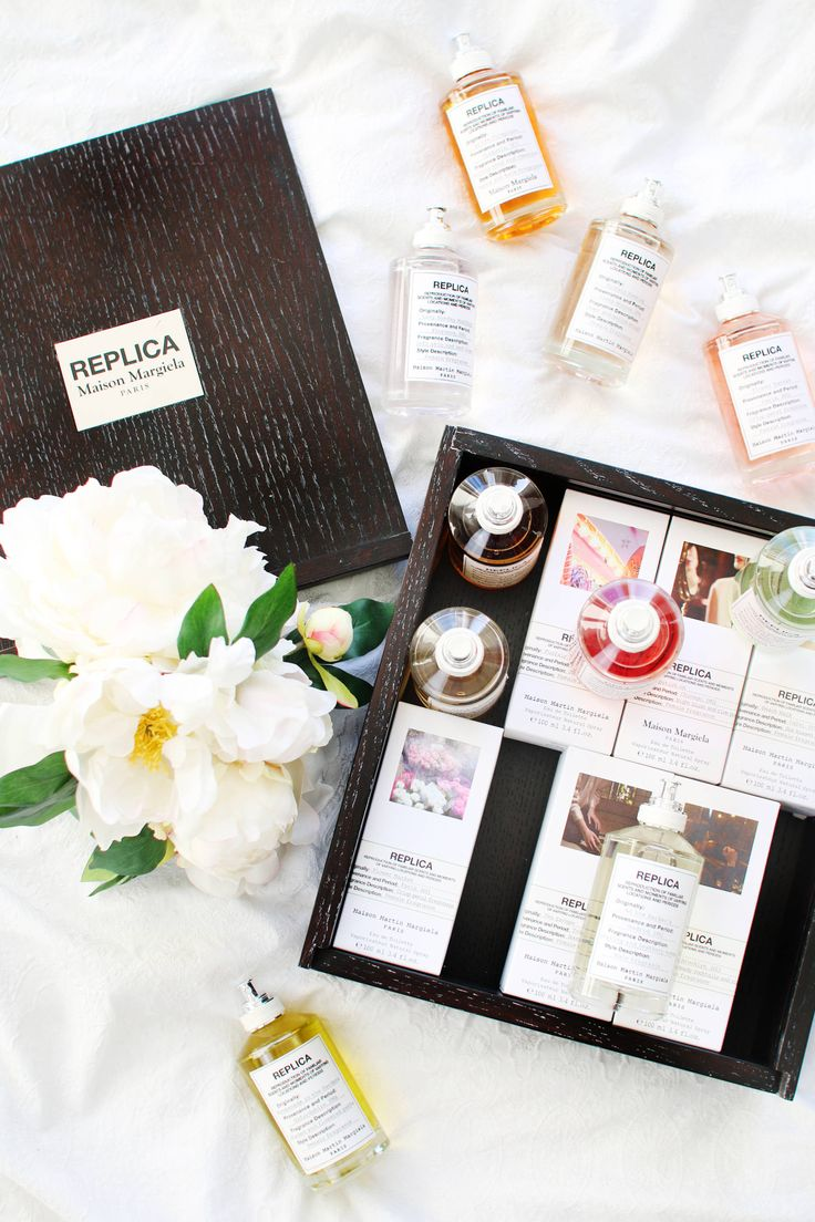 Maison Margiela Replica: The ability to replicate your fondest memories through fragrance over on www.inthefrow.com