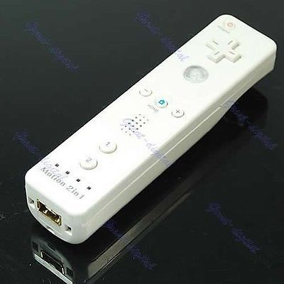 Free Shipping 2in1 ① Remote Controller With Motion Plus For ᐃ Wii WhiteFree Shipping 2in1 Remote Controller With Motion Plus For Wii White http://wappgame.com