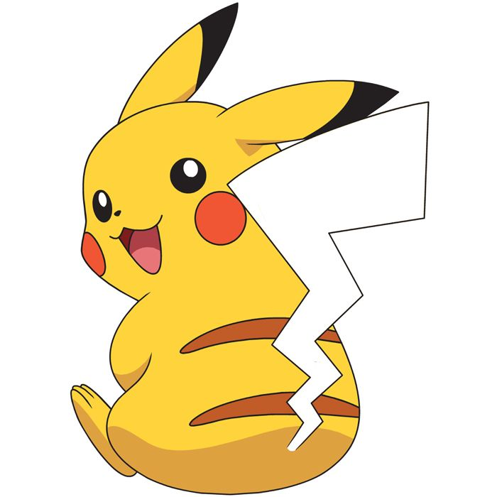 pokemon party game pin the tail on pikachu