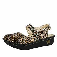 Alegria Jemma Copper Poppy Sandal shoes for women