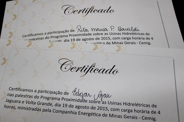 Edgar Ajax Filho #Representando #Rifaina #Educação #MeioAmbiente #CEMIG — com Rita Maria Pereira Baraldi em Prefeitura de Uberaba/MG