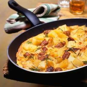 sausage + cheese frittata | Good Morning!! | Pinterest