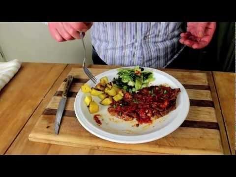 Recipe: Bistecca alla Pizzaiola
