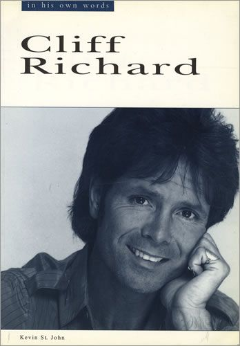 Cliff Richard In His Own Words -kirja