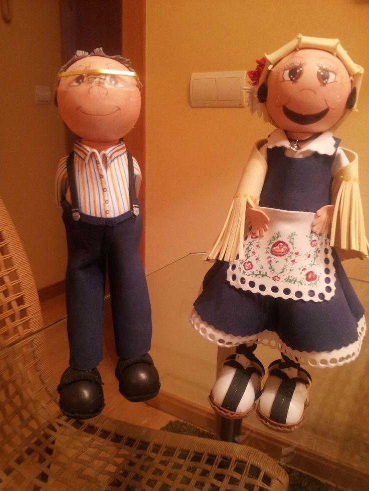 Mindaia Dolls - Fofuchas personalizadas