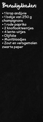 Andijvie-champignon roerbakschotel - Lidl Nederland