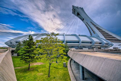 Olympic Stadium - HDR | Flickr - Photo Sharing!