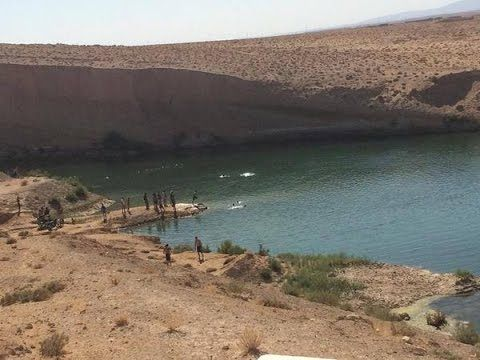 Mysterious 'Lake' Appears In The Middle Of Tunisian Desert Gafsa Beach (AMAZING)  http://www.krawly.com/news/mystery-lake-appears-in-the-middle-of-the-desert/