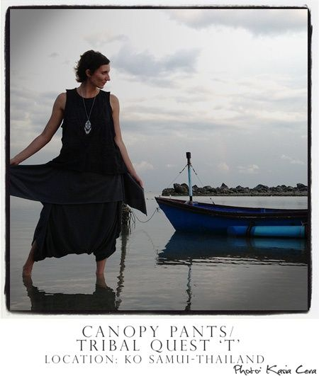 Canopy Pants