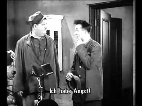 Laurel and Hardy - The Dentist - YouTube