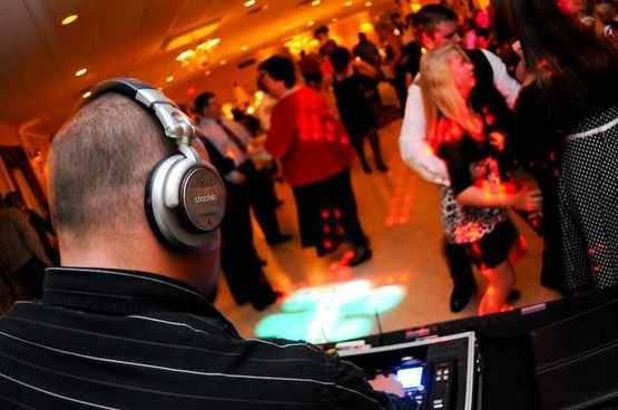 DJ: A normal size wedding in Austin and size of venue for about 150 people runs about 500 for 4 hours of music and sound system use and lighting.  I also bring a sound system and mics for any speeches and ceremony use.  I also have projector and screens available for any slide shows and I have a large collection of music for all genres and I can tailor the song selection to your taste. Please feel free to contact me or txt me with any questions at 512 506 0702, thank you.