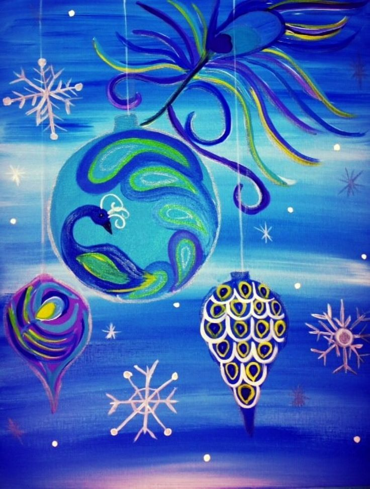 I am going to paint Peacock Holiday Blues at Pinot's Palette - South Lamar to discover my inner artist! Dec. 5th 2014 @ http://www.pinotspalette.com/SouthLamar/Class/37793