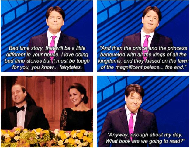 When he straight-up mocked the royal family. | 19 Times Michael McIntyre Was Actually Really Fucking Funny
