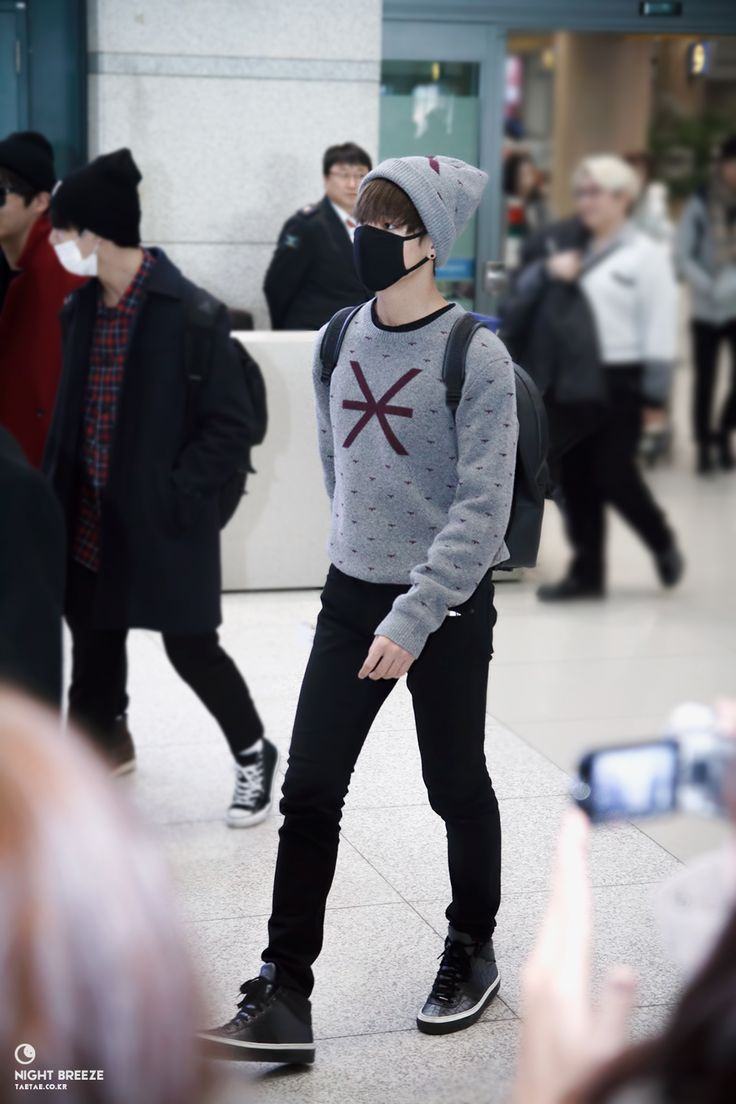 bts v kim taehyung airport fashion style kfashion