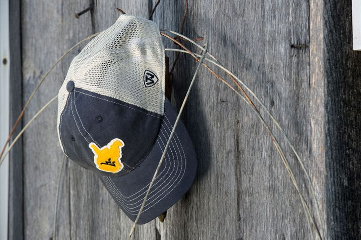 Top of the World hat - Available at WVU Bookstore