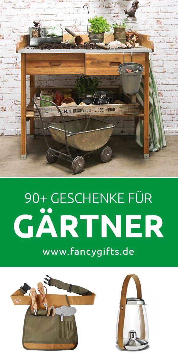 50 Geschenke Fur Gartenfreunde Fancy Gifts Ausgefallene Geschenke Geschenk Garten Geschenke