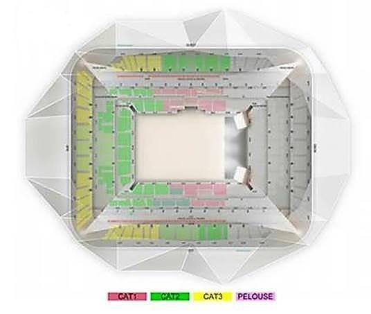 Concert Coldplay Lyon | Parc Olympique Lyonnais
