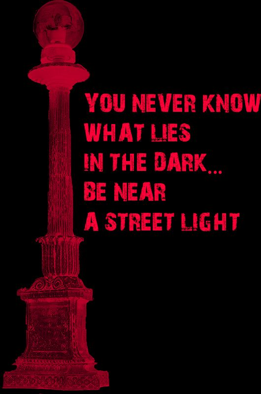 Street Light (Carmine Red) 2014 Collection  -  © stampfactor.com