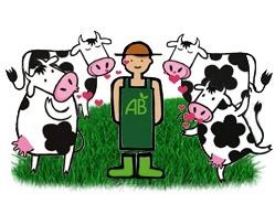 Les 2 Vaches s'engagent pour le bien-être des vaches laitières et ont mis en place 8 critères de bien-être animal.  5) Le comportement du troupeau  En vérifiant à quelle distance l'homme peut approcher les vaches d'un troupeau, ce critère permet de vérifier si les vaches ont une relation sans stress avec leur fermier.