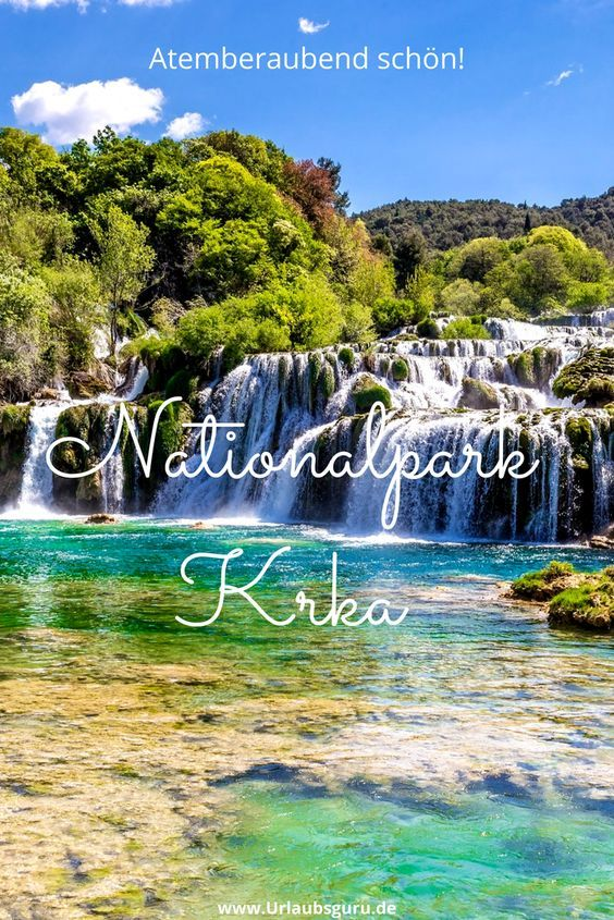Nationalpark Krka in Kroatien – Infos