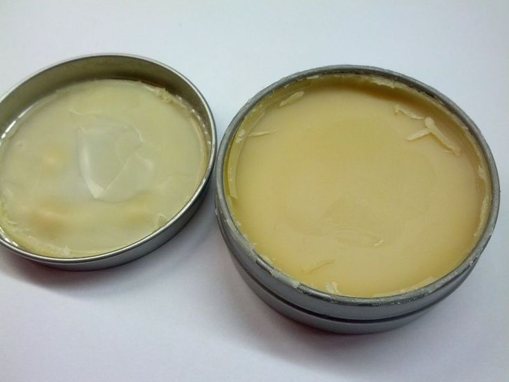 DIY mustache wax - christmas gift for those guys with handlebars.