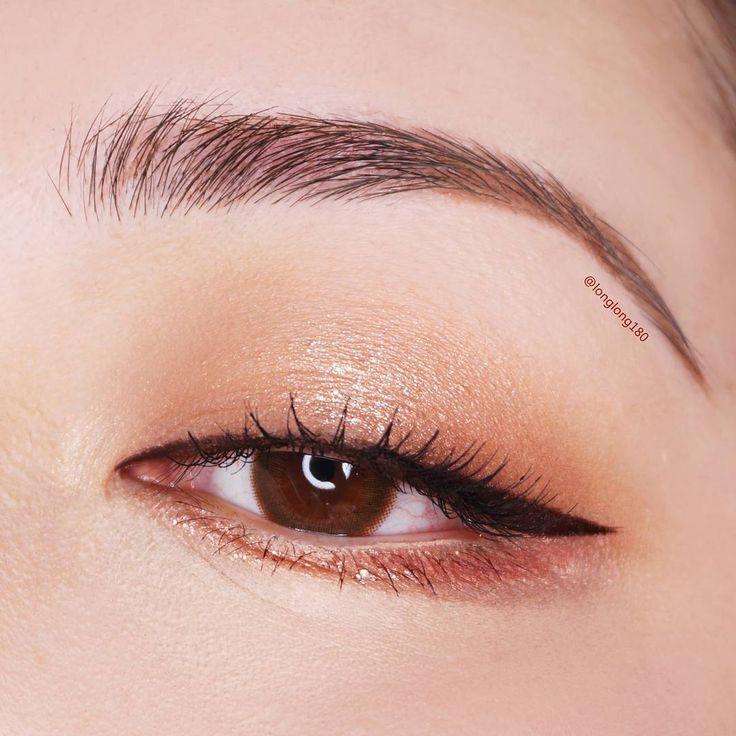 #Korean Eye Make Up #longlong180