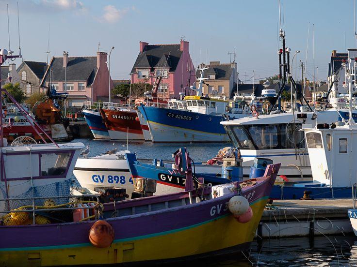 Le Guilvinec - Bretagne - France