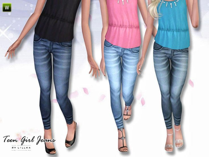 188 best The Sims 3: Teen Female images on Pinterest | Style, Swag ...