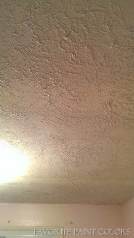 Knockdown Texture For Ceiling Wall Text Popcorn Texts Texting