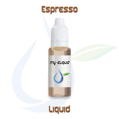 Espresso Liquid | My-eLiquid E-Zigaretten Shop | München Sendling